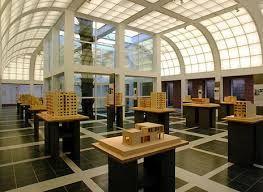 Thomas Mayer Archive.Museo dell'Architettura in Francoforte, Germania