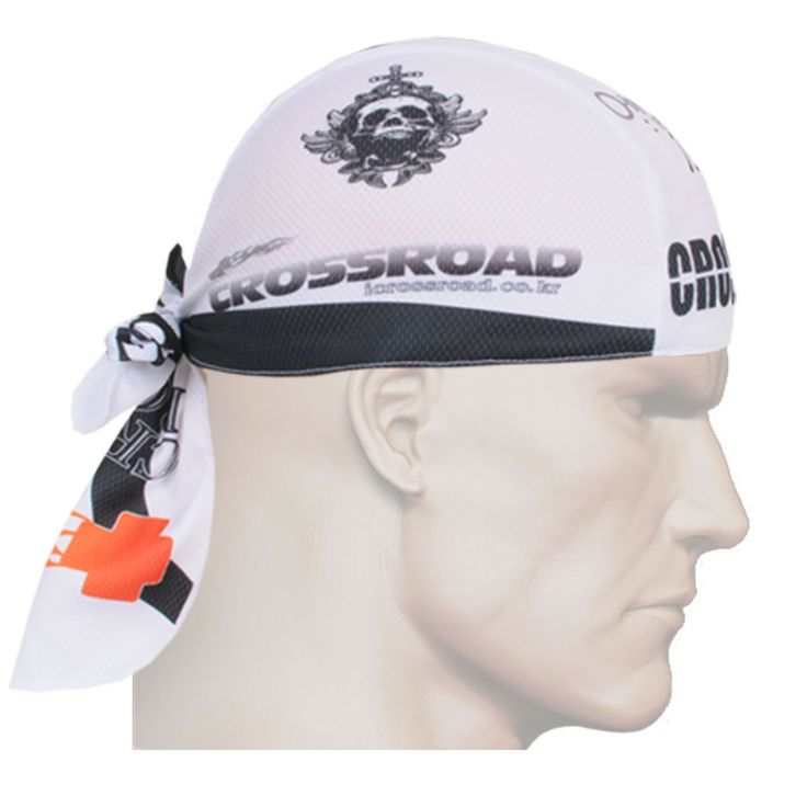 ZIPRAVS - Fixgear White Running Bandana Head Band Scarf Wrap Beanie Bandanna, $12.99 (http://www.zipravs.com/fixgear-white-running-bandana-head-band-scarf-wrap-beanie-bandanna/)