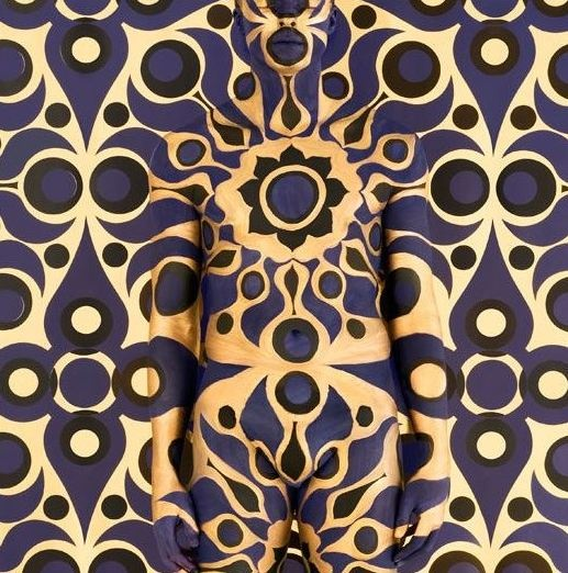 Work of Emma Hack.: Paintings Art, Emmahack, Body Paintings, Emma Hacks, Paintings Body, Camouflage Art, Body Art, Florence Broadhurst, Bodyart