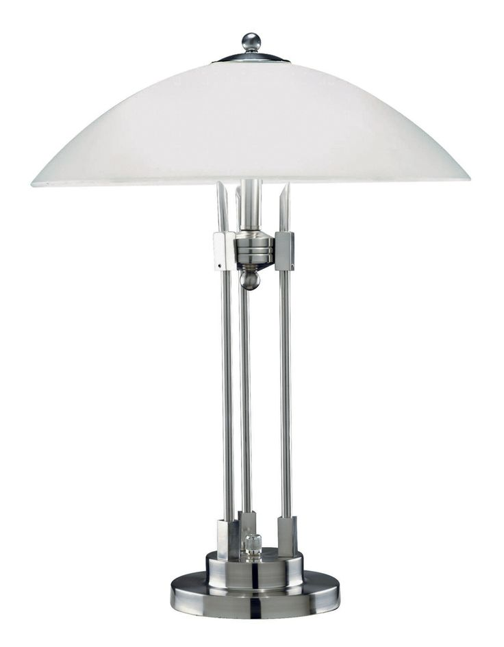 Glass shade table lamp home design ideas and pictures lite source ls 3619 orbiter table lamp aloadofball Image collections