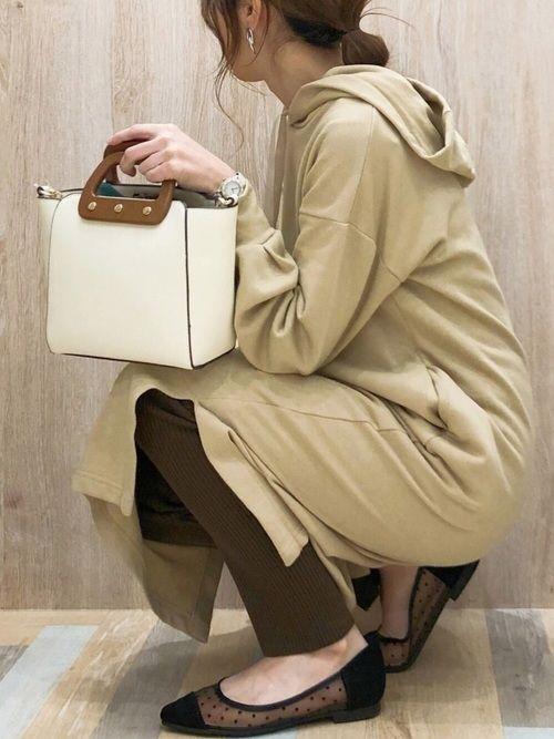 よこぞう Green Parks Green Parksのショルダーバッグを使ったコーディネート ファッション ファッションコーディネート ショルダーバッグ