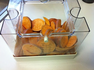 He and she clean clean and sweet potato chips on pinterest