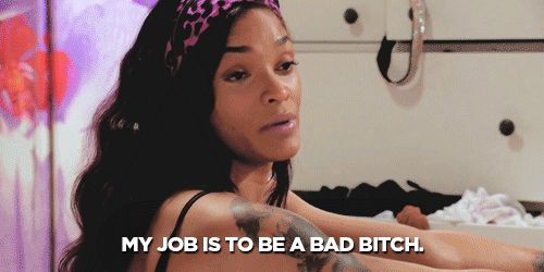 Mimi finally moves on down to her own apartment, Momma Dee is tryna make Shay and Scrappy a THING, while looking like Scar. And Stevie gets picked up by security as he flails like a 5 year old riding an invisible bike. Get into #LHHATL.