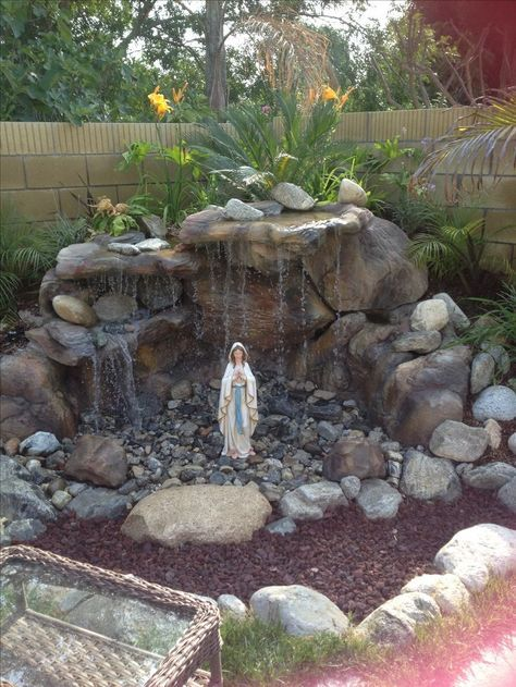 43 best grotto    mary garden ideas images on pinterest