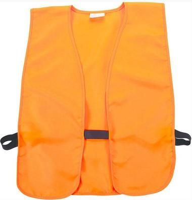 Allen Poly Orange Vest Youth