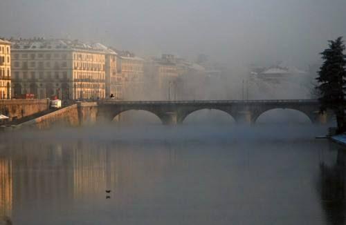 #Nebbia su Torino