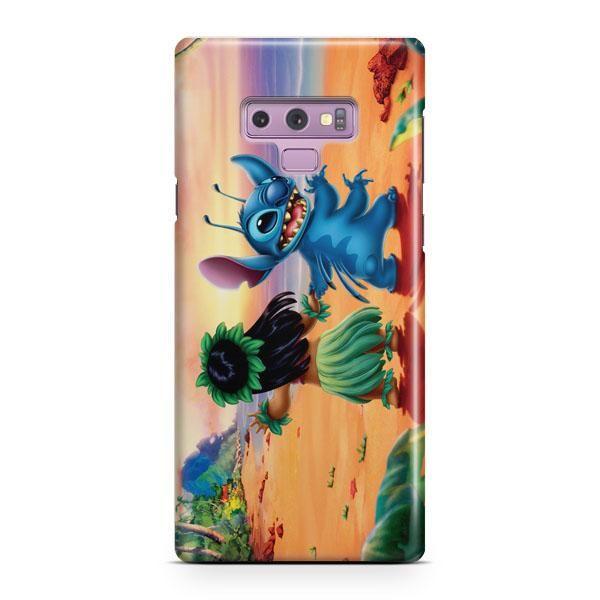 new arrival 9dd12 04b11 Lilo Stitch Disney Samsung Galaxy Note 9 Case | Casefantasy | Phone ...