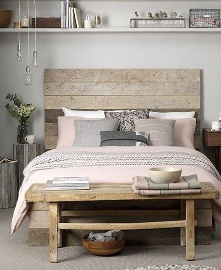 Shop at local home decor stores like Mr Price Home, Woolworths, Sheet Street and the like to decorate your bedroom in these trendy colours for a bedroom that is a relaxing retreat.