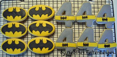 Batman Cookies                                                                                                                                                      More