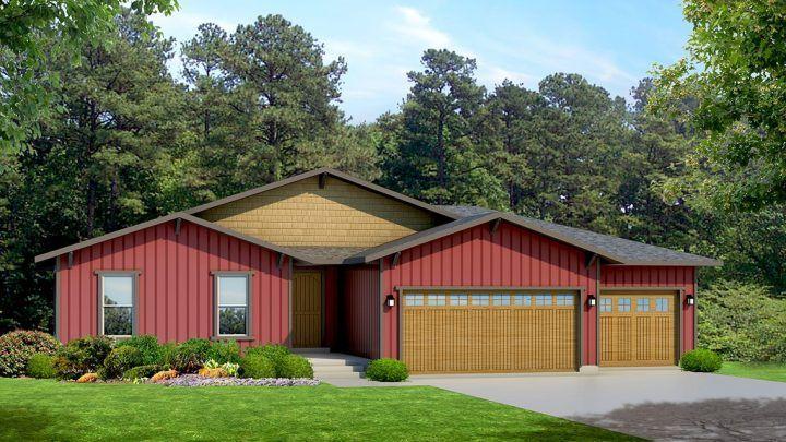 Rambler Archives Quick House Plan In 2020 Rambler House Plans Utah Home Builders House Plans