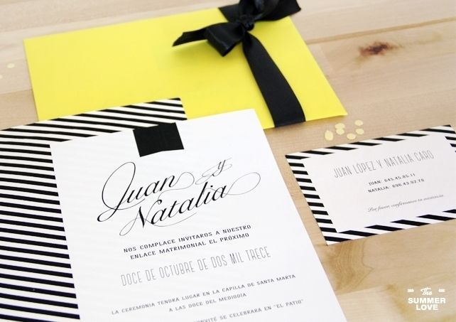 Foto de The Summer Love - http://www.bodas.net/invitaciones-de-boda/the-summer-love--e48018