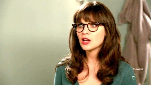 2c7a2228ac Jessica day film fashion foxes pinterest seasons jpg 594x334 New girl oliver