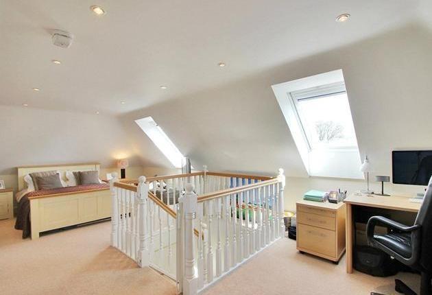 Loft conversion - studio