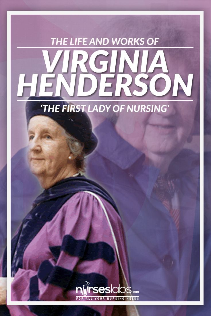 the life of virginia henderson essay 6 days ago  factors associated with health-related quality of life among indian women in  mining and  virginia henderson: henderson nursing model.