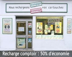 Recharge cartouche imprimante Paris, kit d'encre et recharge cartouches Paris