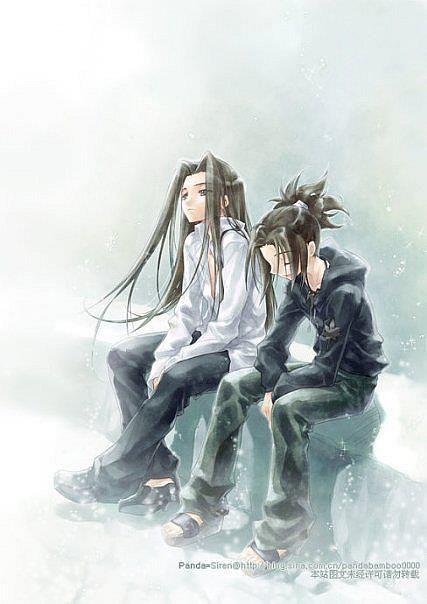 Shaman King - Yoh Asakura x Hao Asakura - HaoYoh