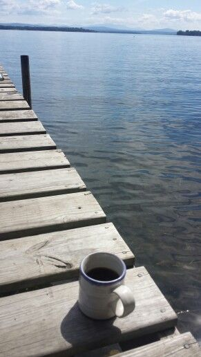 Coffee with a view at the Beacon House Inn Bed & Breakfast! www.beaconhouseinnb-b.com