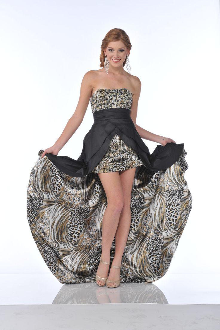 Zebra print bridesmaid dresses vosoi 40 best zebra print dresses images on pinterest ombrellifo Choice Image