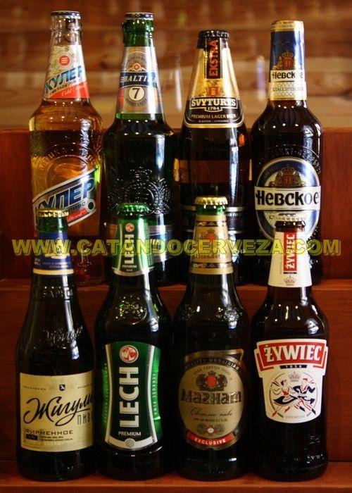 Pack de #cerveza suaves Europeas