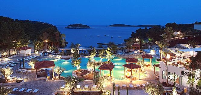 #ridecolorfully lovely hotel in Hvar