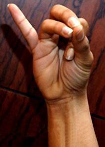 Prstová jóga 3: Špeciálne mudry