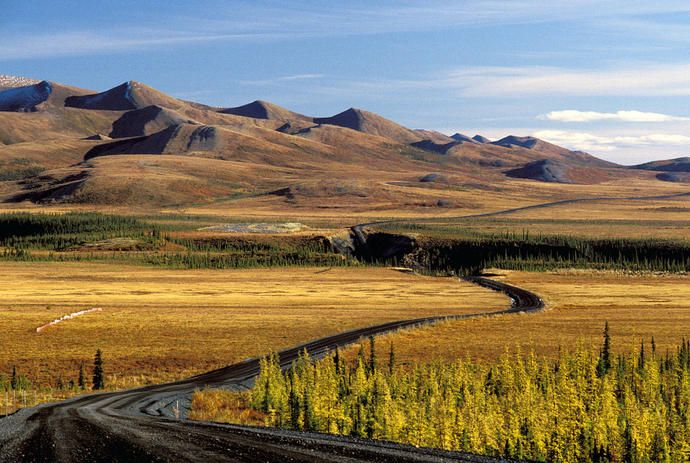 Visiter les Territoires du Nord-Ouest au Canada #travel