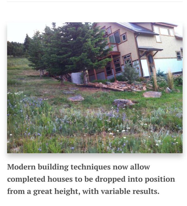 Even more terrible real estate photos.