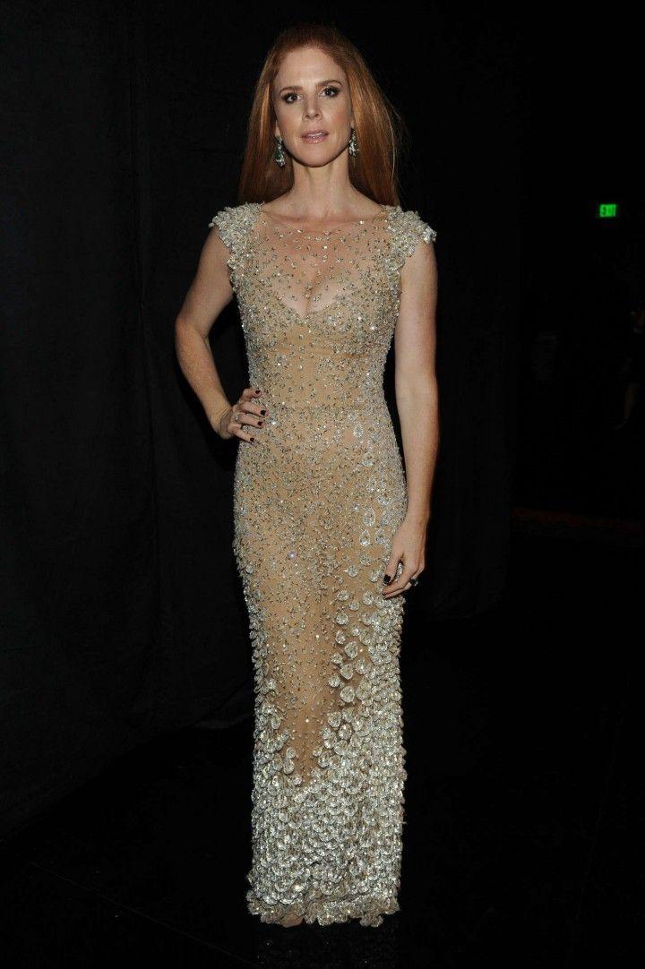 Sarah Rafferty – Creative Arts Emmy Awards 2014