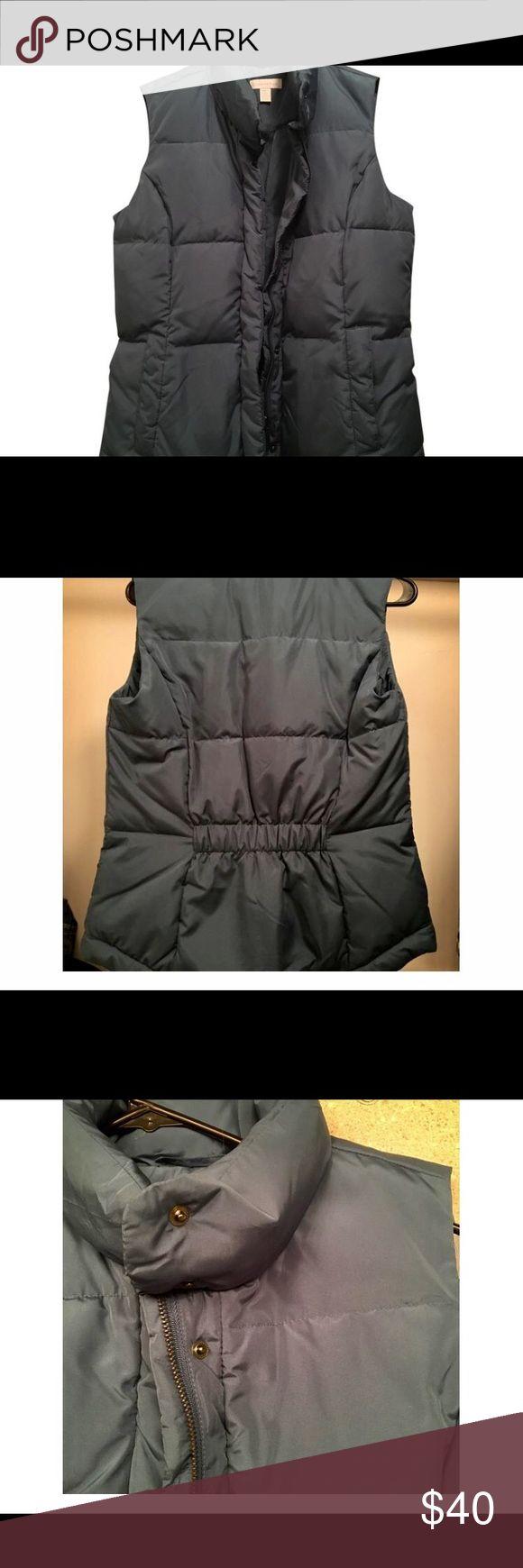 Selling this Charter Club puffy vest on Poshmark! My username is: kivog. #shopmycloset #poshmark #fashion #shopping #style #forsale #Charter Club #Jackets & Blazers