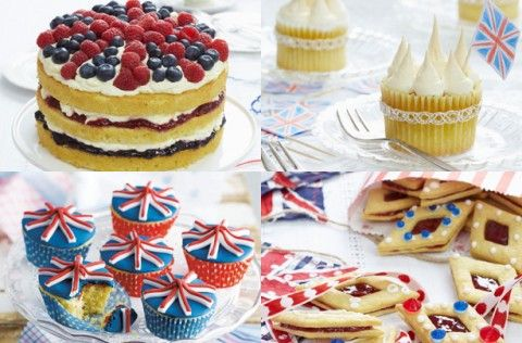 60 Jubilee cakes and bakes - goodtoknow