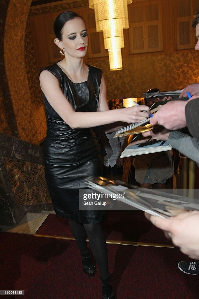 Actress Eva Green attends the German premiere of 'Womb' at the Passage Kino on March 28, 2011 in Hamburg, Germany.
