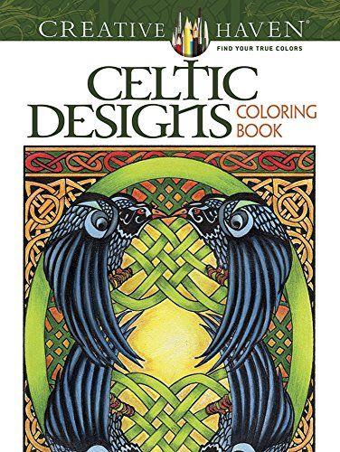 Creative Haven Celtic Designs Coloring Book (Adult Coloring) by Carol Schmidt http://www.amazon.com/dp/0486803104/ref=cm_sw_r_pi_dp_zuz9wb1Q7GF2G