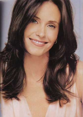 Courtney Cox  Dr.  Grey                AGE almost 50  AGE WITH GREY HAIR AND MAKEUP