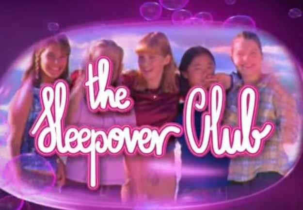 Aus TV shows that need to come back. The Sleepover Club (2002 - 2008)