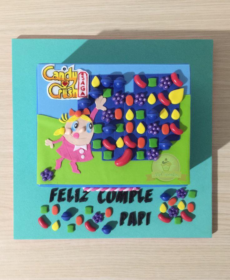Torta Candy Crush Saga