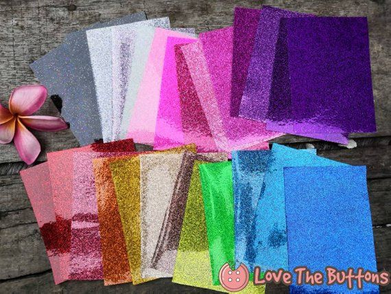 12 X 12 Sheets Of Adhesive Cricut Glitter Vinyl In 2020 Glitter Vinyl Vinyl Rolls Vinyl