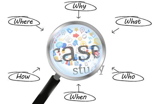 Importance of case studies