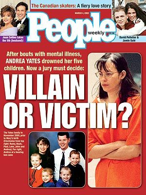 the andrea yates story Andrea yates news find breaking news, commentary, and archival information about andrea yates from the latimes.