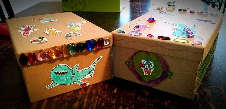 Easy Craft Idea - Mermaid Printable - One Little Seed