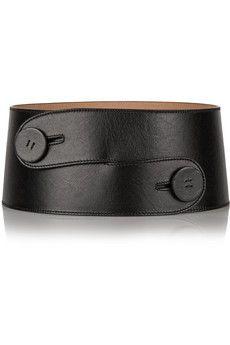 Alaïa Leather waist belt | THE OUTNET