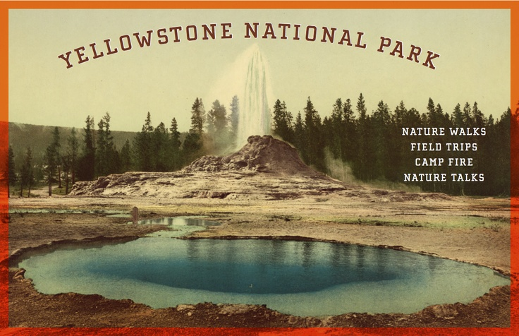 1872, the year Yellowstone was designated our first National Park.