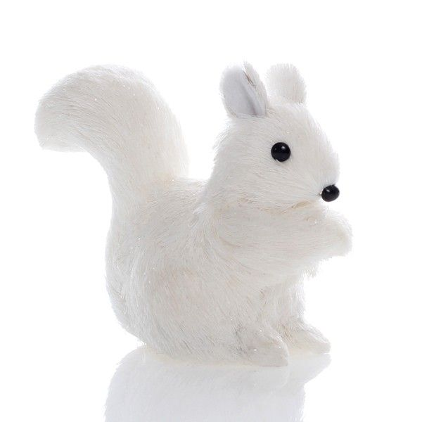 White Sisal Squirrel