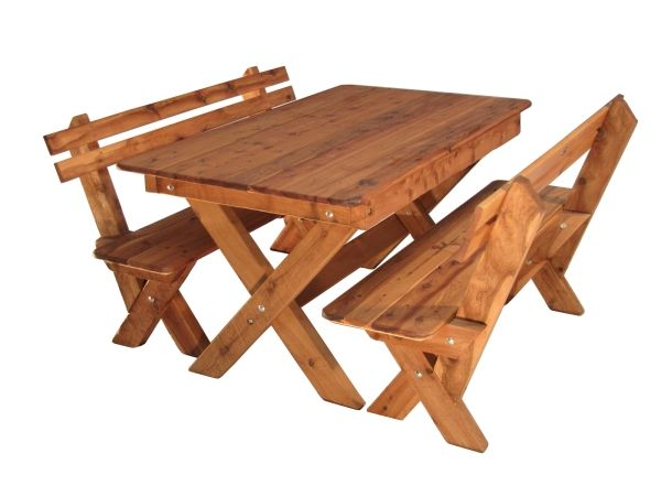 11 Best Wooden Dining Tables And Benches Images On