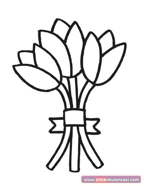 öğretmenler Günü Için çiçek Buketi Boyamaları öğretmenim Wedding