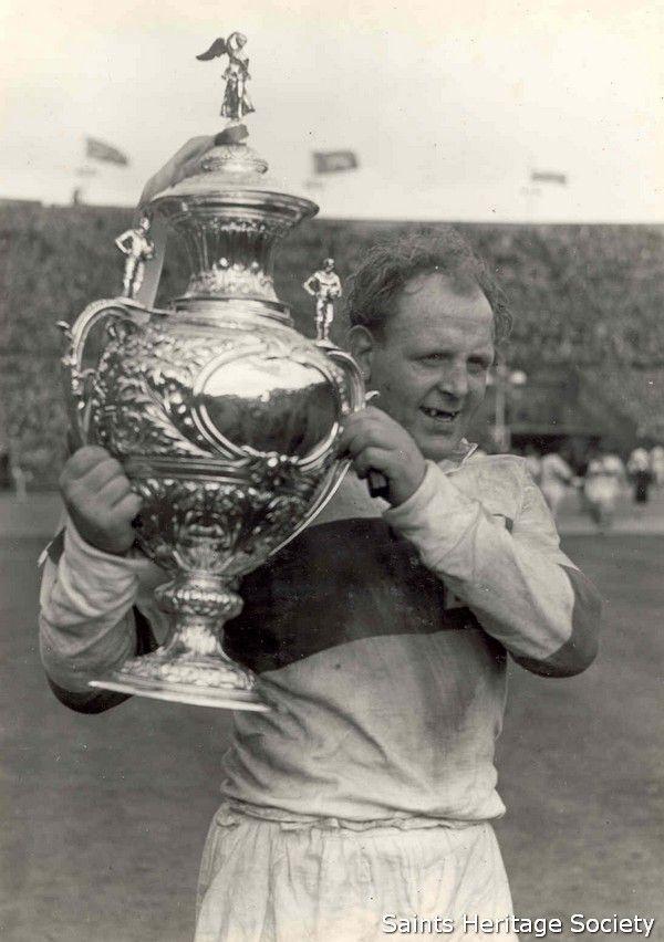 Alan Prescott - Great Britain Rugby League Captain.