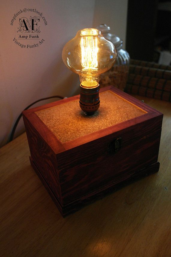 httpswwwetsycomcalisting195061969 Style BoxTable LampsVintage 75 best