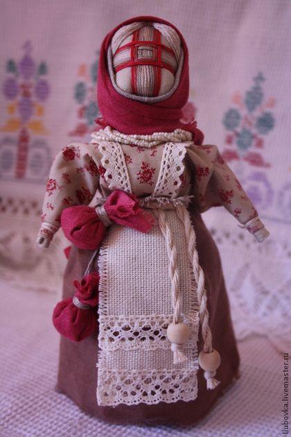 Народные куклы ручной работы. Ярмарка