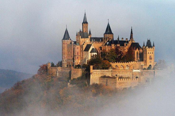 Castello di Hohenzollern, Germania