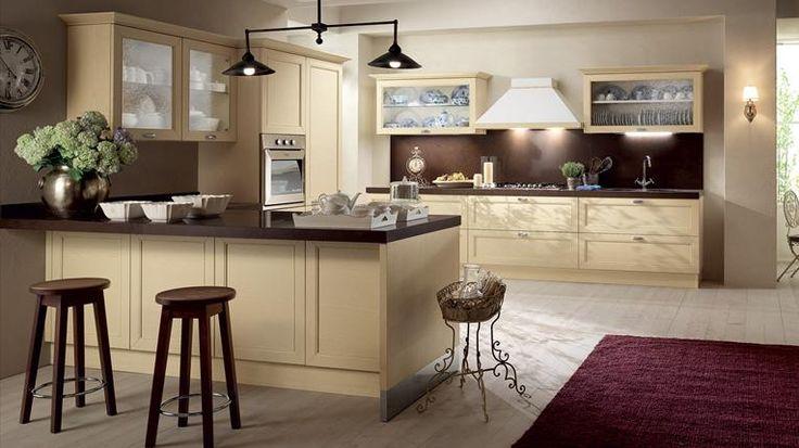 Progettare la cucina in un open space | regard scavolini ...