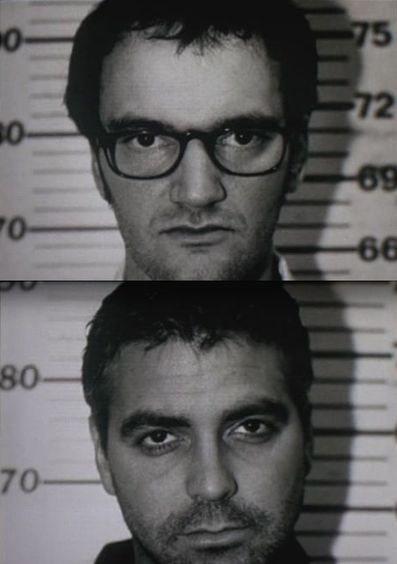From Dusk till Dawn.Tarentino and Cooney
